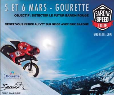 Barone Speed Tour - Evenement annulé